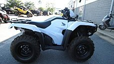 2017 Honda FourTrax Foreman 4x4 ES EPS for sale 200629483